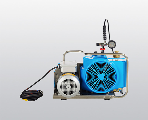 BAUER OCEANUS high-pressure compressor with power cable