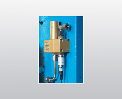 Pressure retention check valve