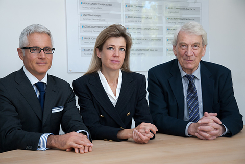 The owner of the BAUER COMP Holding GmbH