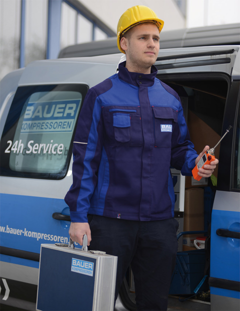 BAUER Service – Something you can always rely on!