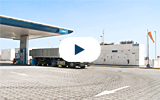 CNG compressor station: BAUER KOMPRESSOREN with ADNOC